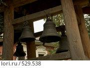 Колокола Андрониковского монастыря. Стоковое фото, фотограф Okssi / Фотобанк Лори