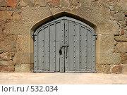 Купить «Дверь», фото № 532034, снято 26 августа 2005 г. (c) Сергей Богомяко / Фотобанк Лори