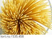Купить «Макаронные изделия», фото № 535458, снято 27 октября 2008 г. (c) Татьяна Макотра / Фотобанк Лори