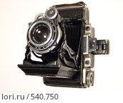 Старый фотоаппарат (2008 год). Редакционное фото, фотограф Вячеслав Коннов / Фотобанк Лори