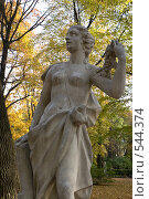 Купить «ЖЕНЩИНА  С ГИРЛЯНДОЙ РОЗ (неизвестный скульптор, Италия начало 18 века)», фото № 544374, снято 9 октября 2008 г. (c) Андрюхина Анастасия / Фотобанк Лори