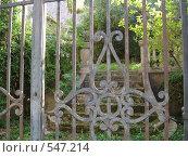 Садик за оградой (2008 год). Стоковое фото, фотограф Anna Marklund / Фотобанк Лори