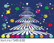 Новый Год. Стоковая иллюстрация, иллюстратор Aydatanya / Фотобанк Лори