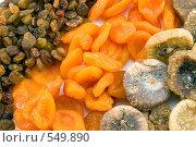 Купить «Сухофрукты», фото № 549890, снято 8 ноября 2008 г. (c) Елена Блохина / Фотобанк Лори