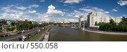 Купить «Вид с моста», фото № 550058, снято 26 июля 2008 г. (c) Юрий Назаров / Фотобанк Лори