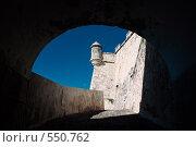 Купить «Крепость в Гаване. Куба», эксклюзивное фото № 550762, снято 3 июня 2020 г. (c) Free Wind / Фотобанк Лори