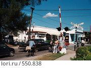 Купить «Переезд в городе Санта - Клара. Куба», эксклюзивное фото № 550838, снято 3 июня 2020 г. (c) Free Wind / Фотобанк Лори