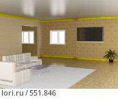 Купить «Интерьер зала», иллюстрация № 551846 (c) Ильин Сергей / Фотобанк Лори