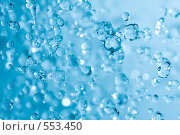 Купить «Поток капель воды», фото № 553450, снято 9 ноября 2008 г. (c) Дмитрий Боев / Фотобанк Лори
