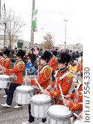 Купить «Участники ежегодного SantaFest парада,  ноябрь 9 , 2008 Vaughan, Онтарио, Канада», фото № 554330, снято 9 ноября 2008 г. (c) Игорь Киселёв / Фотобанк Лори
