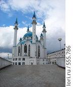 Купить «Республика Татарстан, Казань,  мечеть Кул Шариф», фото № 555786, снято 31 мая 2008 г. (c) Виталий Романович / Фотобанк Лори