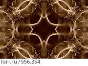 Купить «Калейдоскоп, сепия», иллюстрация № 556354 (c) Parmenov Pavel / Фотобанк Лори