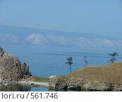 Байкальский пейзаж. Стоковое фото, фотограф Татьяна Сысоева / Фотобанк Лори