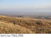 Долина. Стоковое фото, фотограф Виктор Юсупов / Фотобанк Лори