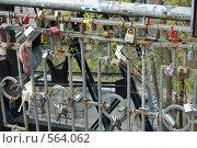 Замочки. Стоковое фото, фотограф Ирина Чернявская / Фотобанк Лори