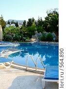 Купить «Утро в отеле», фото № 564890, снято 7 июля 2020 г. (c) ElenArt / Фотобанк Лори
