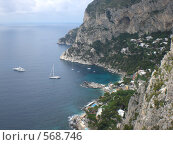 Остров Капри, Италия (2008 год). Стоковое фото, фотограф EVA / Фотобанк Лори