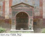Помпеи, Италия (2008 год). Стоковое фото, фотограф EVA / Фотобанк Лори