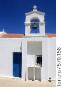 Купить «О.Крит ,Малия,церковь», эксклюзивное фото № 570158, снято 4 августа 2008 г. (c) Яна Королёва / Фотобанк Лори