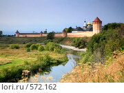 Спасо-Евфимьев монастырь в Суздале (2007 год). Редакционное фото, фотограф Мельников Евгений / Фотобанк Лори