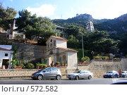 Купить «Греция, остров Крит, церковь», эксклюзивное фото № 572582, снято 4 августа 2008 г. (c) Яна Королёва / Фотобанк Лори
