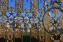 Решетка Екатерининского дворца в Царском селе под Санкт-Петербургом, фото № 576718, снято 5 октября 2008 г. (c) Дарья / Фотобанк Лори