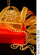 Купить «Подарок  любимой женщине», фото № 578550, снято 22 ноября 2008 г. (c) Архипова Мария / Фотобанк Лори