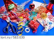Купить «Подготовка к Новому Году», фото № 583030, снято 26 января 2006 г. (c) Юлия Сайганова / Фотобанк Лори
