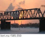 Мост. Стоковое фото, фотограф Андрей Сверкунов / Фотобанк Лори
