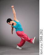 Купить «Спортивные танцы», фото № 588282, снято 8 декабря 2019 г. (c) Losevsky Pavel / Фотобанк Лори