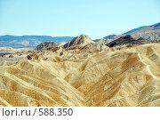 Купить «Долина Смерти», фото № 588350, снято 18 июля 2019 г. (c) Estet / Фотобанк Лори