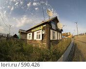 """Купить «Байкал. Остров """"Ольхон"""". Интернет-кафе.», фото № 590426, снято 7 сентября 2008 г. (c) Andrey M / Фотобанк Лори"""