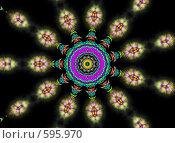Купить «Калейдоскоп», иллюстрация № 595970 (c) Parmenov Pavel / Фотобанк Лори