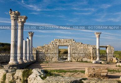Историко-археологический заповедник «Херсонес Таврический»
