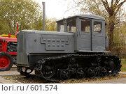 "Купить «Трактор Т-74. Парк ""Салют, Победа!"" г. Оренбург.», фото № 601574, снято 11 октября 2008 г. (c) Вадим Орлов / Фотобанк Лори"
