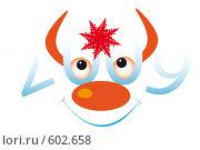 Купить «Морда быка», иллюстрация № 602658 (c) Александр Асланов / Фотобанк Лори