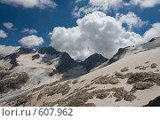 Купить «Панорама Кавказа», фото № 607962, снято 8 августа 2008 г. (c) Vladimir Fedoroff / Фотобанк Лори