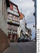Купить «Германия. Гельнхаузен», фото № 610554, снято 5 мая 2008 г. (c) Lina Kurbanovsky / Фотобанк Лори