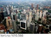 Купить «Небоскребы Малайзии», фото № 610566, снято 11 августа 2008 г. (c) Сагирова Алсу / Фотобанк Лори