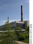 Купить «Северная ТЭЦ-21. Санкт-Петербург», фото № 617202, снято 21 мая 2007 г. (c) Александр Секретарев / Фотобанк Лори