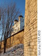 Купить «Древний Псков», фото № 617410, снято 5 ноября 2006 г. (c) Игорь Бунцевич / Фотобанк Лори