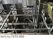 Купить «Котлотурбинный цех Южной ТЭЦ-22. Санкт-Петербург», фото № 619966, снято 21 мая 2007 г. (c) Александр Секретарев / Фотобанк Лори