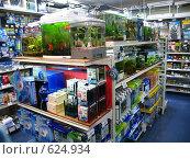 Купить «Зоомагазин в Токио», фото № 624934, снято 22 февраля 2007 г. (c) Олеся Ефименко / Фотобанк Лори