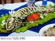 Купить «Царь-рыба», фото № 626946, снято 20 декабря 2008 г. (c) Сергей Болоткин / Фотобанк Лори