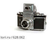 Купить «Фотокамера», фото № 628062, снято 18 декабря 2008 г. (c) Аlexander Reshetnik / Фотобанк Лори