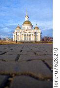 Путь к храму (2008 год). Стоковое фото, фотограф Александр Рябов / Фотобанк Лори