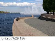Фонтан (2008 год). Стоковое фото, фотограф Илларионов Андрей / Фотобанк Лори