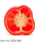 Купить «Красный сладкий перец», фото № 629966, снято 21 декабря 2008 г. (c) Бутенко Андрей / Фотобанк Лори