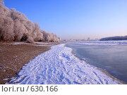 Купить «Зимний пейзаж», фото № 630166, снято 21 декабря 2008 г. (c) Юлия Машкова / Фотобанк Лори