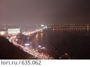 Купить «Ночной Киев», фото № 635062, снято 16 ноября 2008 г. (c) Никончук Алексей / Фотобанк Лори